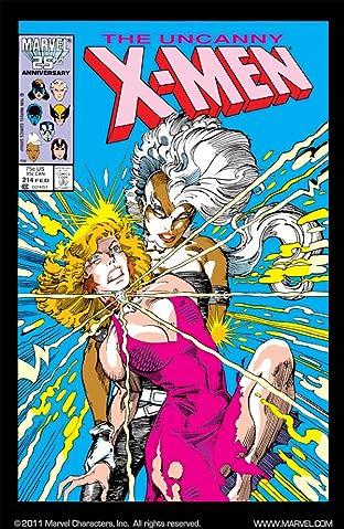 Uncanny X-Men (1963-2011) #214