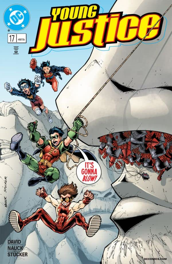 Young Justice (1998-2003) #17