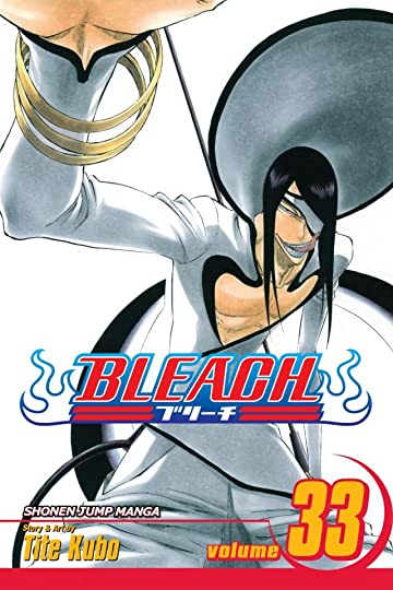 Bleach Vol. 33