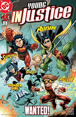 Young Justice (1998-2003) #18
