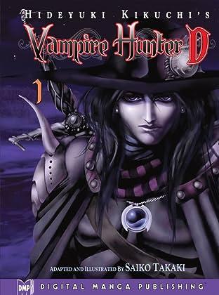 Hideyuki Kikuchi's Vampire Hunter D Vol. 1