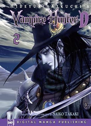 Hideyuki Kikuchi's Vampire Hunter D Tome 2