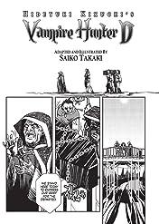 Hideyuki Kikuchi's Vampire Hunter D Vol. 2