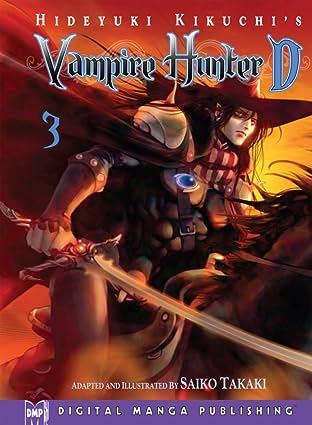 Hideyuki Kikuchi's Vampire Hunter D Tome 3