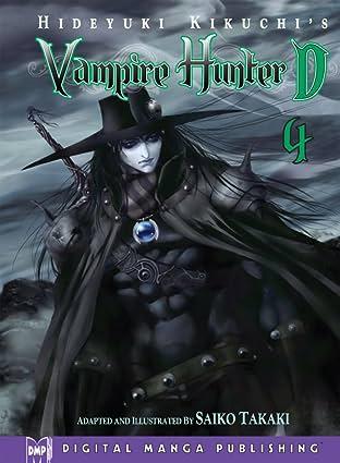 Hideyuki Kikuchi's Vampire Hunter D Tome 4