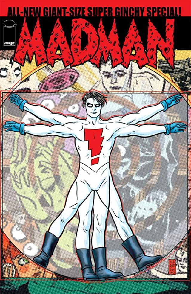 Madman: All-New Giant-Size Super Ginchy Special!