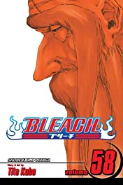 Bleach Vol. 58