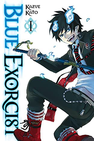 Blue Exorcist Vol. 1