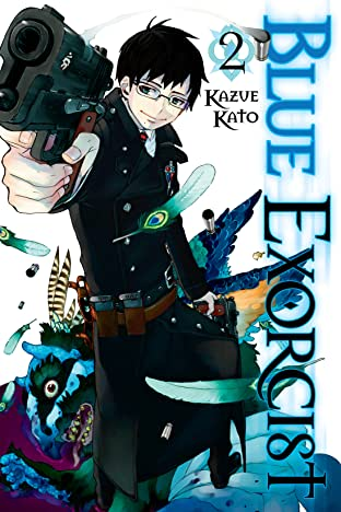 Blue Exorcist Tome 2
