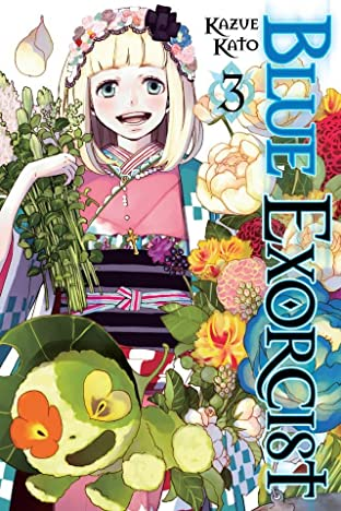 Blue Exorcist Tome 3
