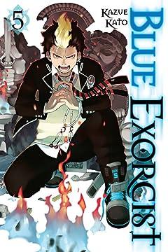 Blue Exorcist Vol. 5