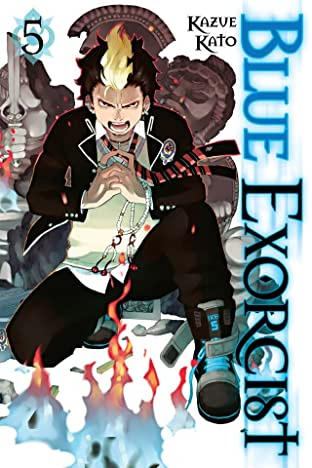 Blue Exorcist Tome 5