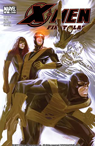 X-Men: First Class II No.6
