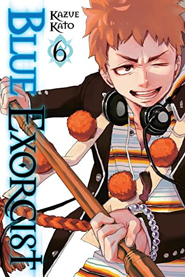Blue Exorcist Vol. 6