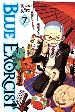Blue Exorcist Vol. 7