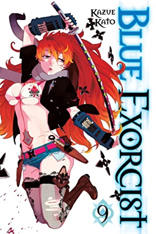 Blue Exorcist Tome 9