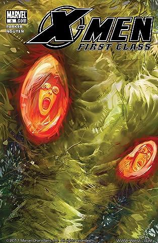 X-Men: First Class II #8