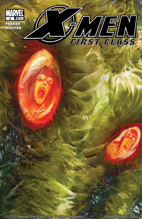 X-Men: First Class II #8