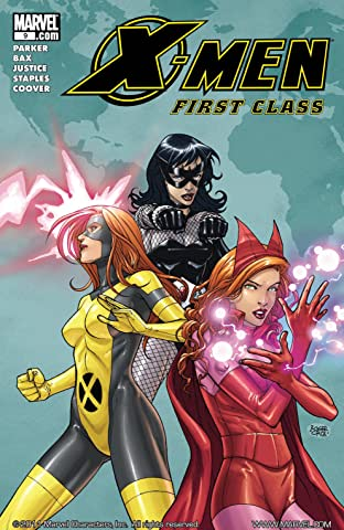 X-Men: First Class II No.9