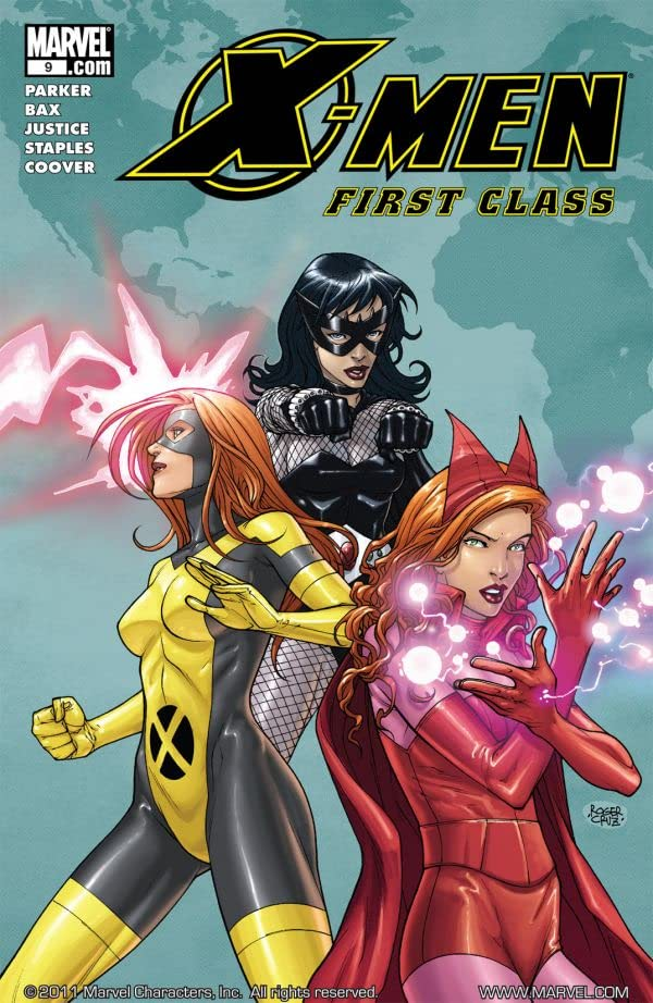X-Men: First Class II #9
