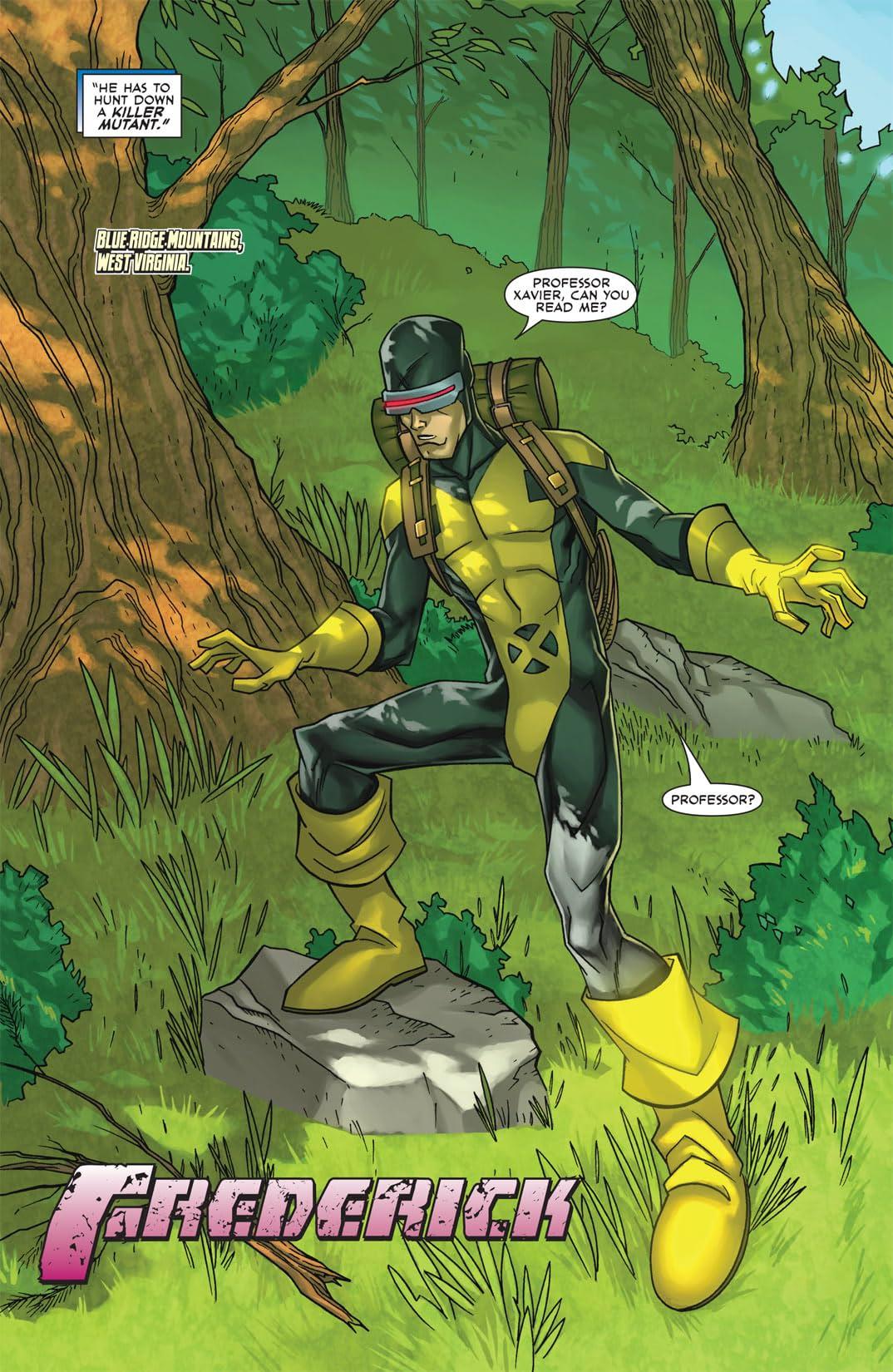 X-Men: First Class II #10