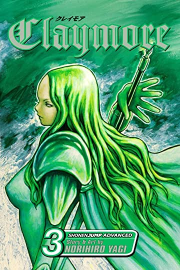 Claymore Vol. 3