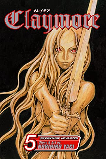 Claymore Vol. 5