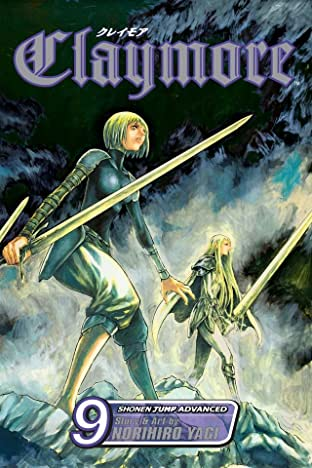 Claymore Vol. 9