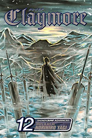 Claymore Vol. 12
