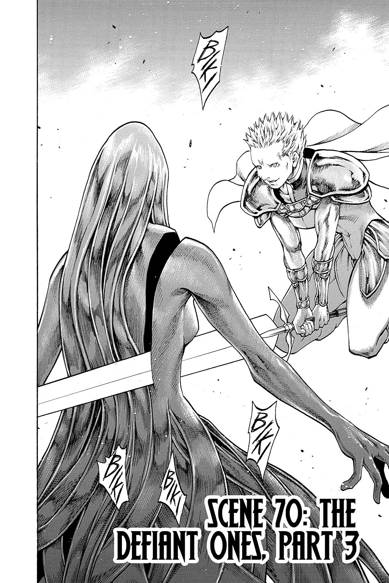 Claymore Vol. 13
