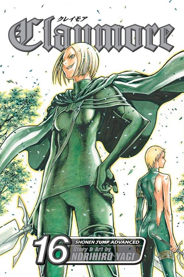 Claymore Vol. 16