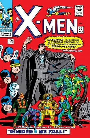 Uncanny X-Men (1963-2011) #22