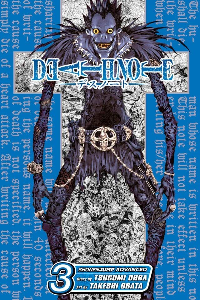 Death Note Vol. 3
