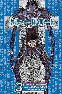 Death Note Vol. 3