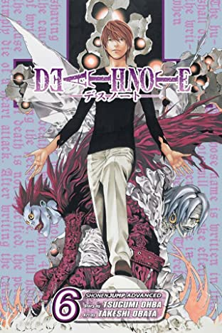 Death Note Vol. 6