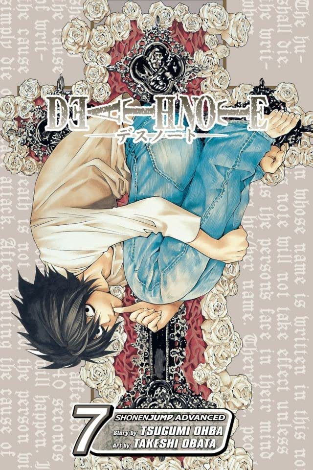 Death Note Vol. 7