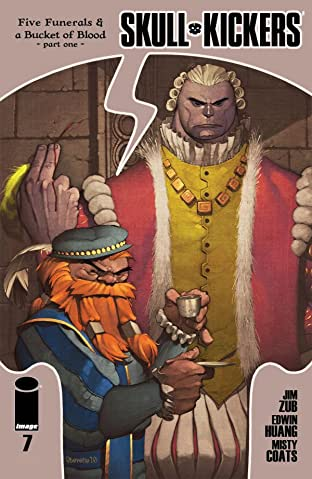 Skullkickers #7