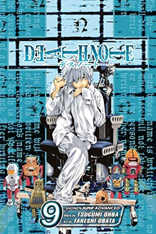 Death Note Vol. 9