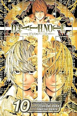 Death Note Vol. 10