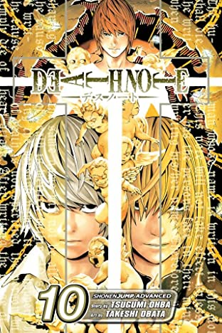 Death Note Vol. 10