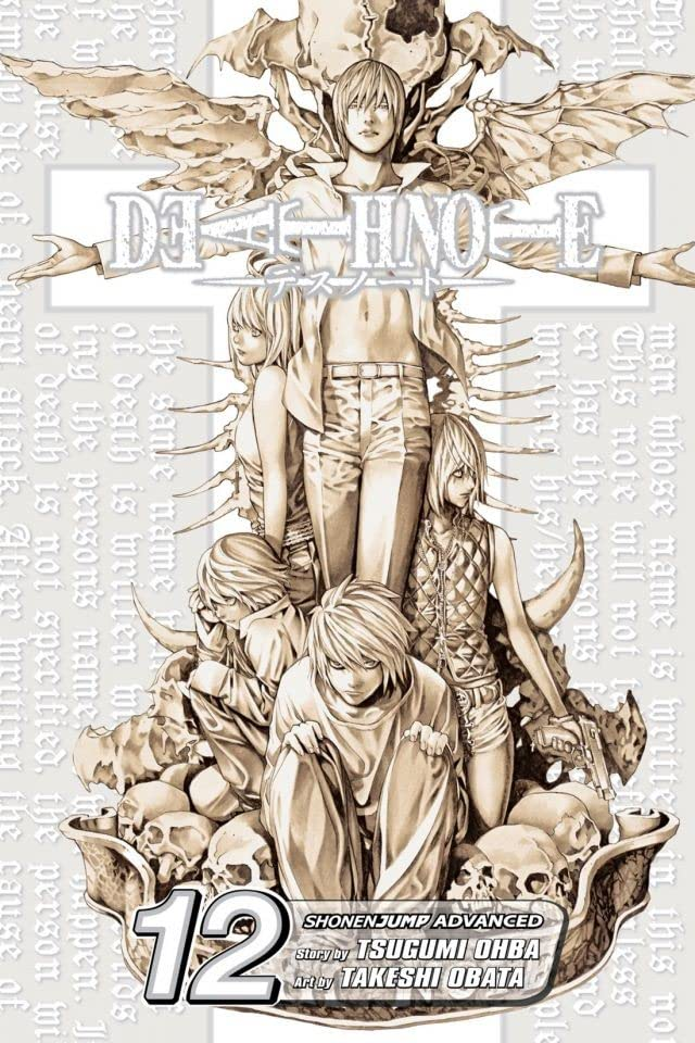 Death Note Vol. 12