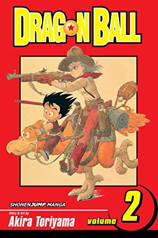 Dragon Ball Tome 2