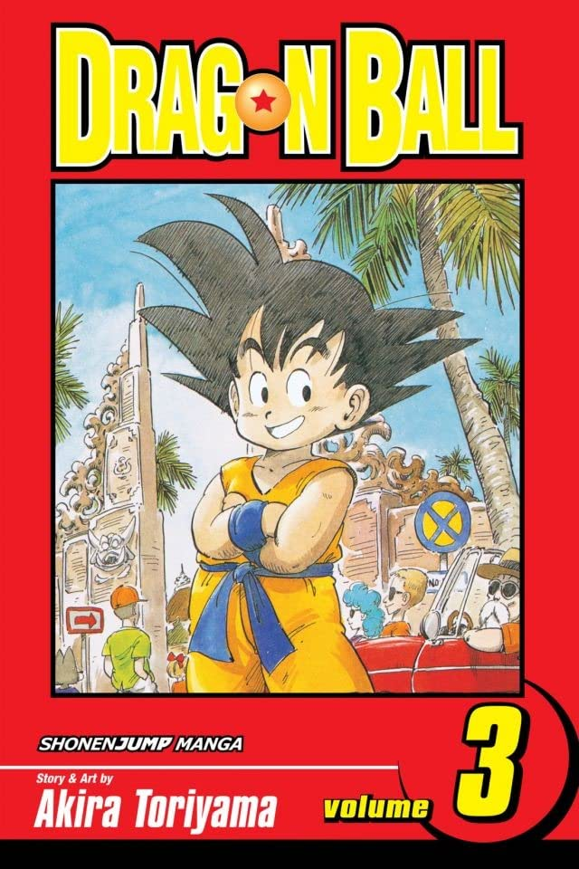 Dragon Ball Vol. 3