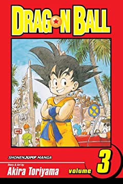 Dragon Ball Tome 3