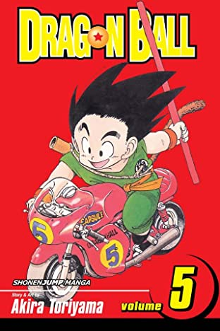 Dragon Ball Tome 5