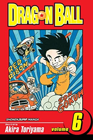 Dragon Ball Tome 6