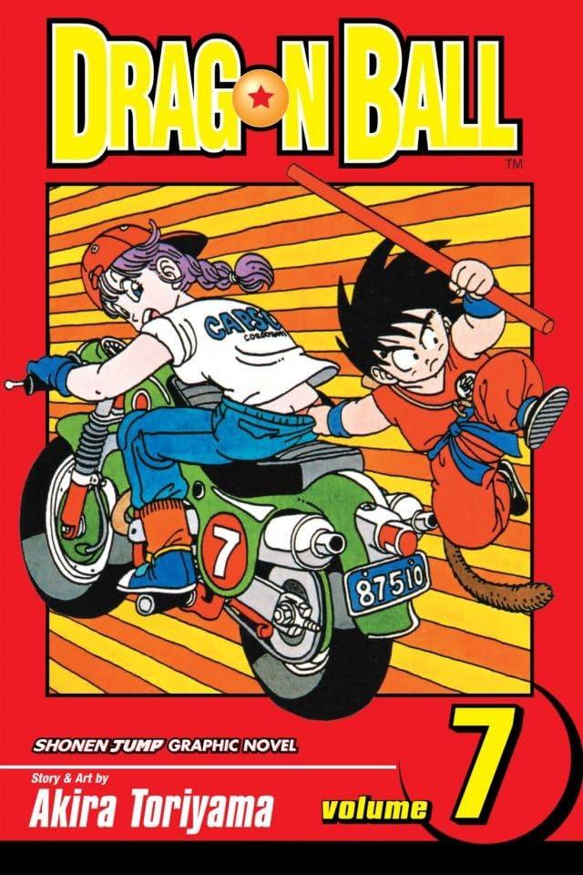 Dragon Ball Vol 7 Comics By Comixology