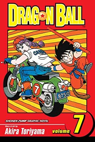 Dragon Ball Tome 7