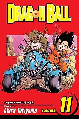 Dragon Ball Vol. 11