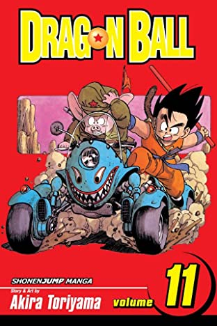 Dragon Ball Tome 11